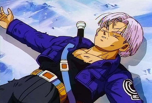 trunks sleeping