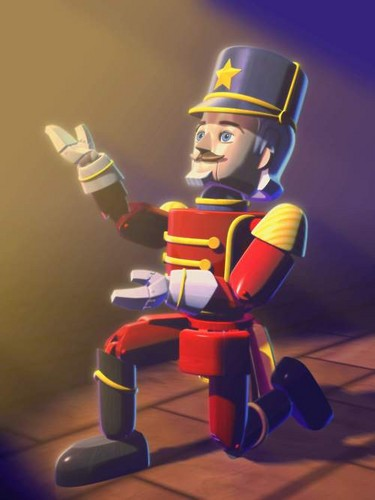 Lookie here! I found this! Nutcracker!