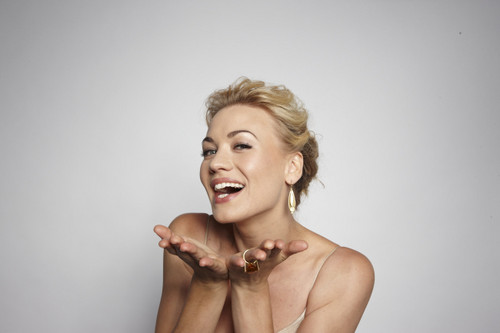 Yvonne Strahovski ~ Instyle October 2011 Photoshoot Outtake