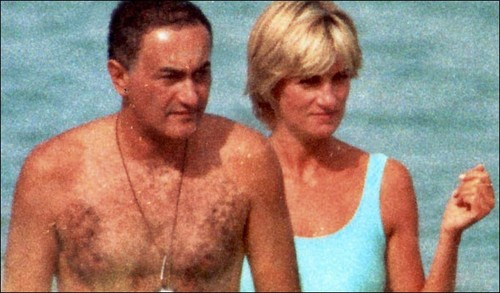 princess diana and dodi al fayed