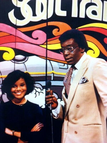Janet Jackson being interviewd da the late Don Cornelius 1983