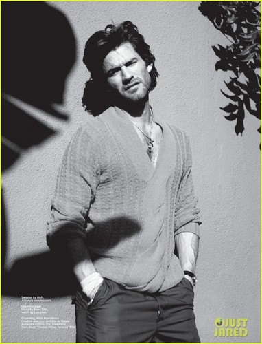 Johnny Whitworth: I Would've Been A Psychotherapist