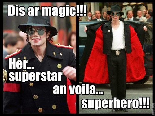 MJ magic!