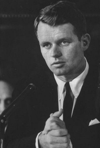 "Robert Francis ""Bobby"" Kennedy (November 20, 1925 – June 6, 1968"