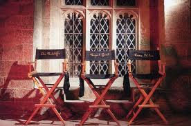 The Golden Trio's Director Chairs