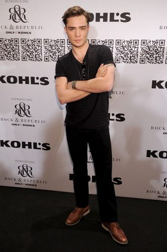 ED WESTWICK at Rock & Republic for Kohl's Fashion Показать