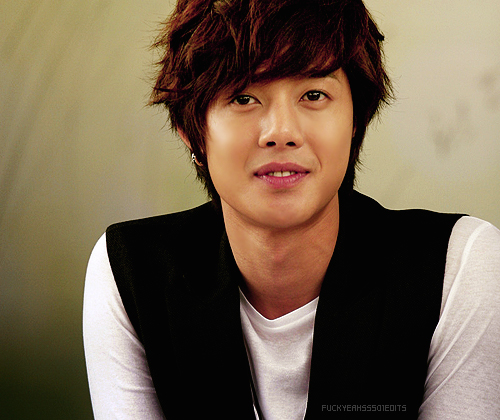 Kim Hyun Joong too cute