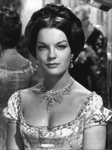 Romy Schneider (23 September 1938 – 29 May 1982