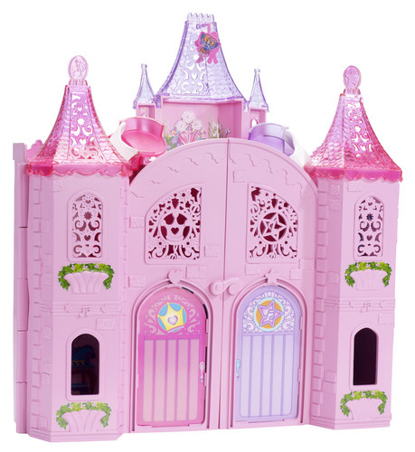 Barbie PaP château 2 and Assortment Fairy