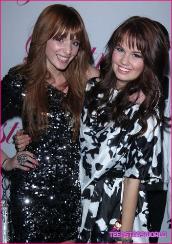 Debby Ryan & Bella Thorne