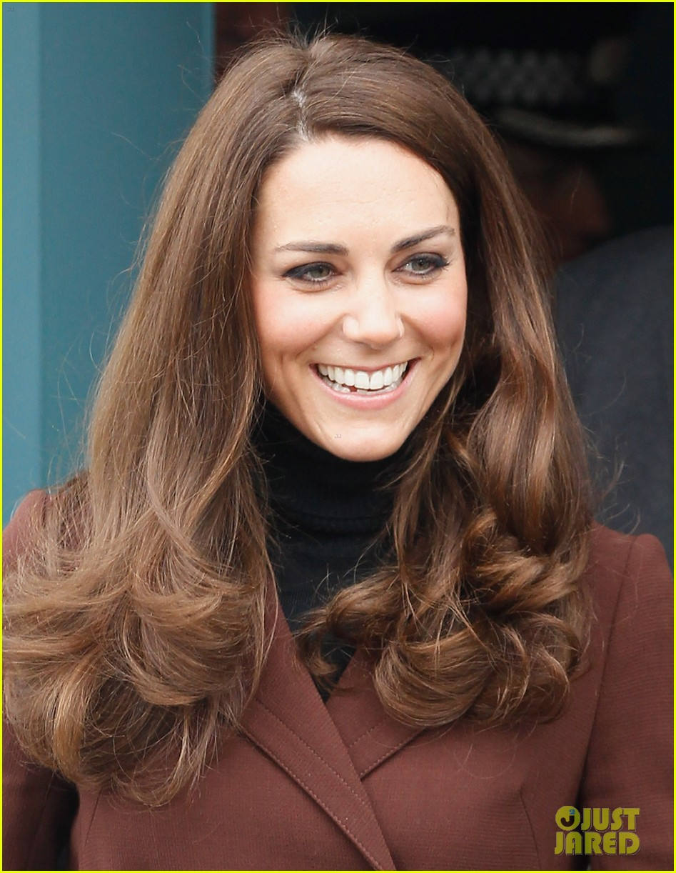 Duchess Kate: Liverpool Visit on Valentine's Day