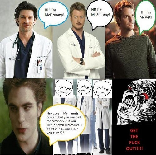Grey's Men are the Best