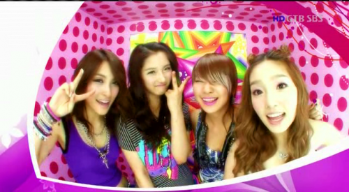 Leaders (2ne1. snsd. kara. 4minute)