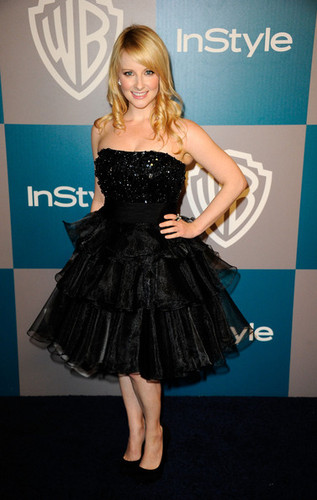 Melissa Rauch @ the 13th Annual Warner Bros. And InStyle Golden Globe Awards After Party - Arrivals