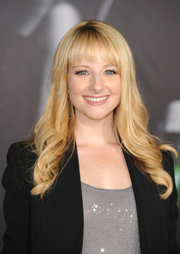 "Melissa Rauch @ the Premiere Of Regency Enterprises' ""In Time"" - Arrivals"