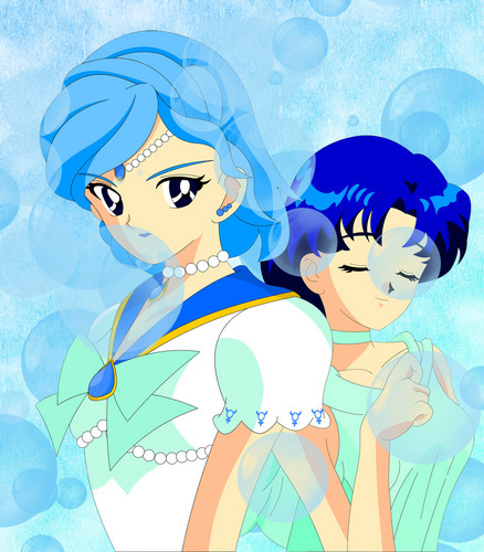 Queen and Princess Mercury