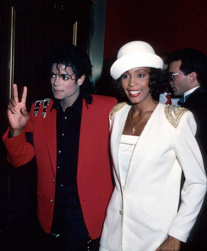 R.I.P Michael Jackson & Whitney Huston :(