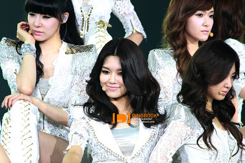 Sooyoung @ Girls' Generation's Asia Tour in Bangkok