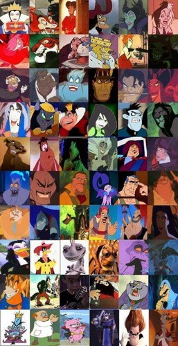 Disney Villians