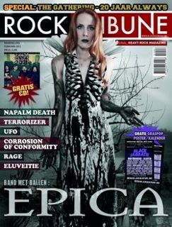 "Epica's ""Rock Tribune"" Cover"