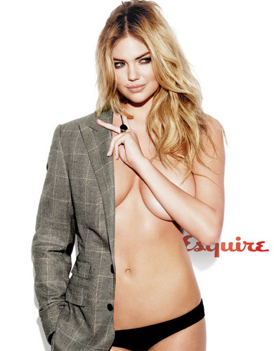 "Kate Upton - ""Esquire Magazine"" / US - (March 2012)"