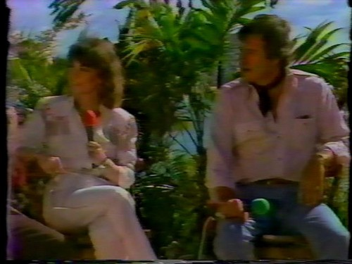 Nat and RJ in The Mike Douglas 显示 in 1978