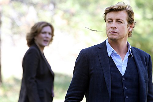 The Mentalist 4x17 - Cheap Burgundy