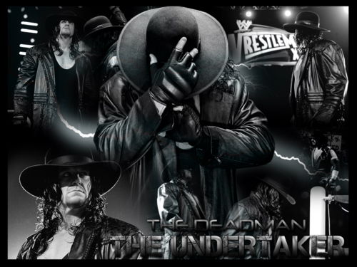 Dead Man Undertaker Wallpaper