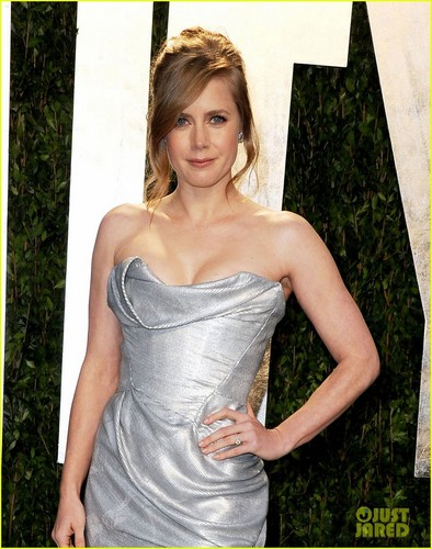 Amy Adams - Vanity Fair Oscar Party