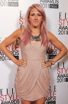 Ellie At The Elle Style Awards 2011