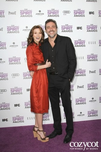 Hilarie 버튼, burton At Spirit Awards 2012
