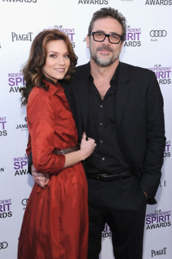 Hilarie برٹن At Spirit Awards 2012