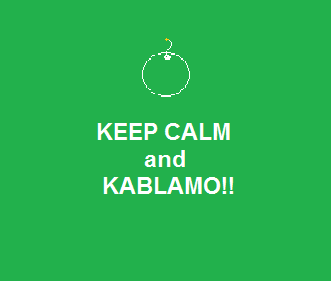 Keep Calm and... (Rico)