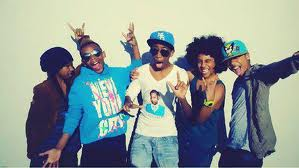 Mindless Behavior And Jacob Latimore..