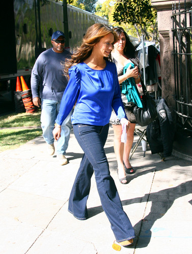 The Client List in West Hollywood [22 February 2012]