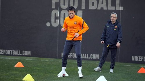 Training session 22/02/12