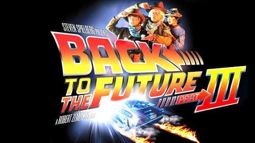 Back To The Future پیپر وال