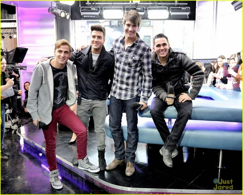 Big Time Rush: New 'Big Time Summer Tour' Dates!