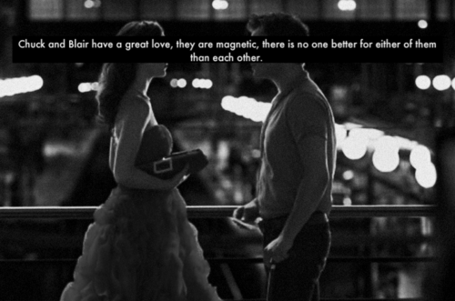 Chuck and Blair confessions