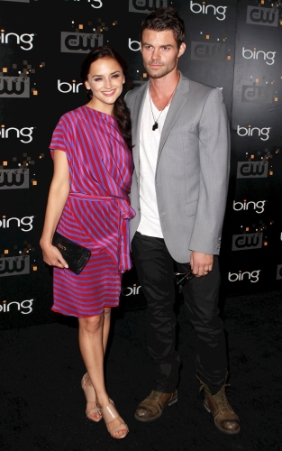 Daniel - Bing Presents The CW Launch Party - September 10, 2011