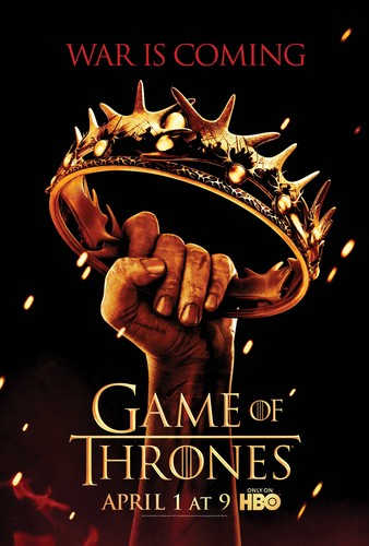 Game of Thrones- Season 2- Poster