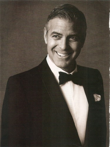 George Clooney - Entertainment Weekly