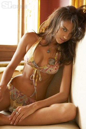 Irina Shayk 2008 issue