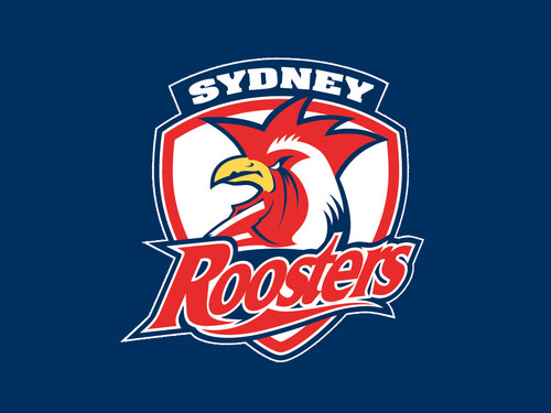 Sydney Roosters Blue Logo
