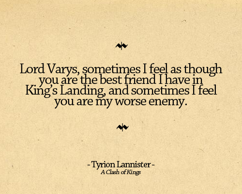 Tyrion citations