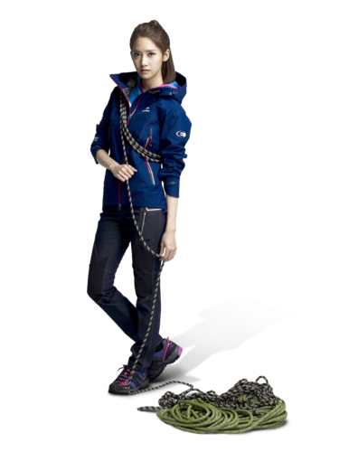 Yoona @ Eider Promotion Pictures
