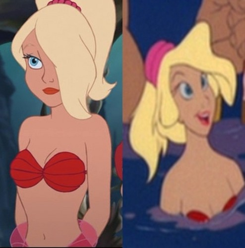 Walt Disney Screencaps - Princess Arista