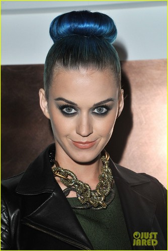 Katy Perry: Front Row at YSL Presentation