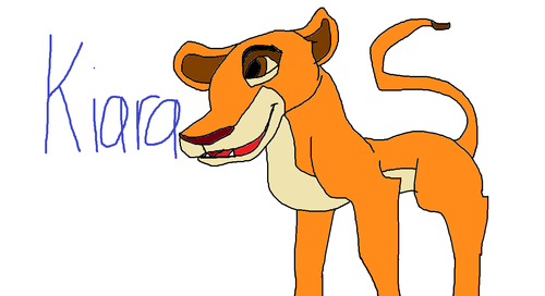Kiara Drawing (computer)