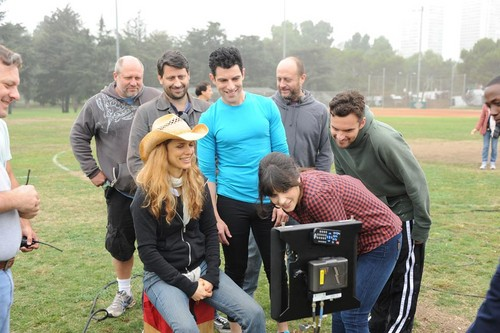 New Girl - Behind the Scenes